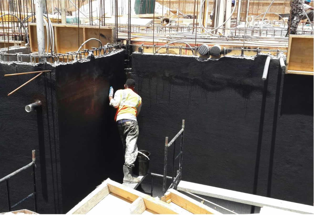 Aqualoc Below Grade Damp Proofing Aqualoc Canada